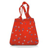 Сумка складная mini maxi shopper colibri red, Reisenthel